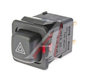 Выключатель кнопка аварийной сигнализации 12V АВАР 376.3710-05.03 12V, 376.3710-05.03М