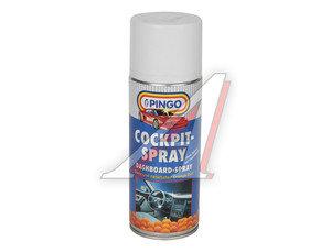 Полироль пластика PINGO апельсин 400мл PINGO 00050-7, 00050-7