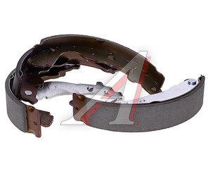 Колодки тормозные ЛАДА Ларгус RENAULT Kangoo (09-),Logan (07-) задние барабанные (4шт.) TRW GS8780, 7701210109