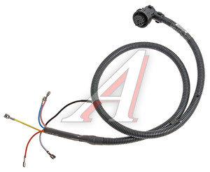 Проводка МАЗ-544008 фонаря заднего (6 контактов, байонет) без колодки левый 642208-3724021, 9806111L TE725610-3 PA 66L