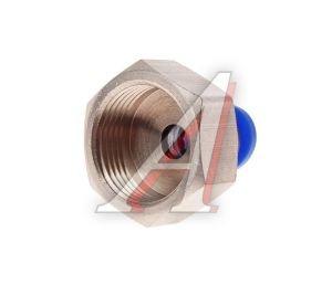Соединитель трубки ПВХ,полиамид d=8мм (внутренняя резьба) М22х1.5 прямой PCF M22x1.5 d=8, АТ-0736