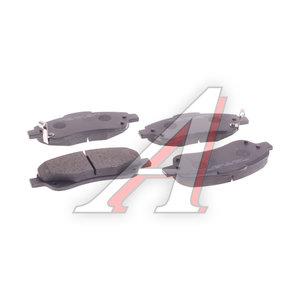 Колодки тормозные TOYOTA Avensis (03-) передние (4шт.) HSB HP9150, GDB3336, 04465-05270