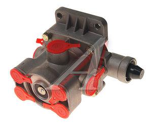 Кран DAF тормозной прицепа (4 выхода М16мм) TRUCKTECHNIC TT1610005, 23012152