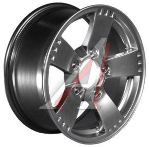 Диск колесный ВАЗ литой R16 КАМЕЛОТ БП K&K 5х139,7 ЕТ40 D-98,5, 2650