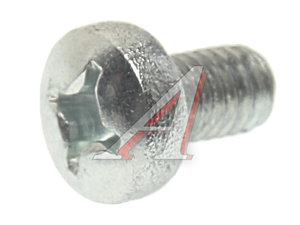 Винт М6х1.0х10 ВАЗ-2108 щита опорного заднего 13275901