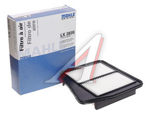 Фильтр воздушный HONDA Accord (08-) (2.0) MAHLE LX2835, 17220-R60-U00