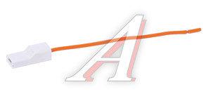Разъем соединительный 6.3мм 1-клеммный (1-провод) ДИАЛУЧ КЛ074