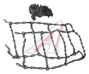 Цепь противоскольжения 185/75 R16 ГАЗ-3302 (спарка) d=6мм усиленная комплект 2шт. ЛИМ ЛиМ ЦП 029, ЦП-18575Л