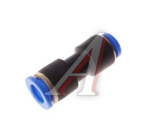 Соединитель трубки ПВХ,полиамид d=8мм-6мм прямой PG08/06, АТ-361