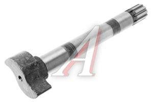 Кулак разжимной КРАЗ колодок тормозных задних левый L=345 АВТОКРАЗ 6505-3502111