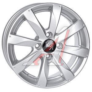 Диск колесный ВАЗ литой R14 Джемини БП КС-480 K&K 4х98 ЕТ40 D-58,5