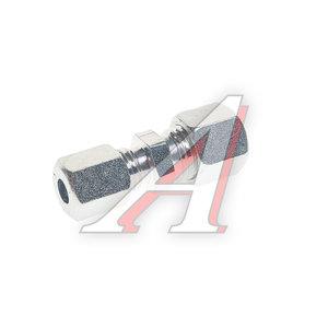 Ремкомплект трубки тормозной пластиковой d=6х8х1.0 (2гайки,2конуса,1муфта) WABCO 8938201440, 07600110, 032030309