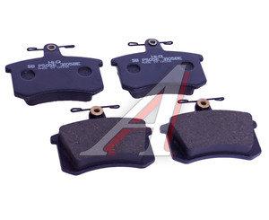 Колодки тормозные AUDI 100,A6,A8 задние (4шт.) SANGSIN SP2050, GDB1163