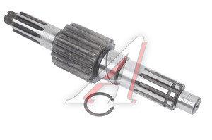 Вал КПП ГАЗ-53 вторичный РЕМОФФ 5312-1701101, Р5312-1701101Р, 53-12-1701101