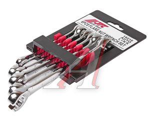 Набор ключей разрезных 8-17мм двухсторонних 6 предметов JTC JTC-18216