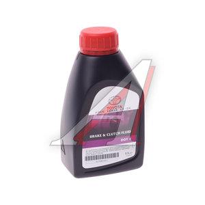 Жидкость тормозная DOT-4 0.5л TOYOTA OE 08823-80111, TOYOTA DOT-4