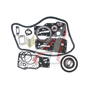 Прокладка двигателя КАМАЗ,ПАЗ дв.CUMMINS 4ISBe,4ISDe комплект нижний MOVELEX 4955357