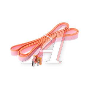 Кабель micro USB 1м розовый SICRON SICRON CU-100CM, с0023