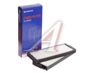 Фильтр воздушный салона CHEVROLET Rezzo (00-08) (2шт.) DAEWOO 93740495, LA377/S