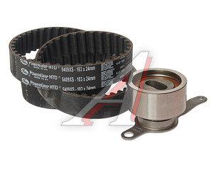 Комплект ГРМ HONDA Civic (91-01) (1.4/1.5) GATES K015409XS, 5409XS, 14400-P2A-004/14400-P1G-E01/14400-P08-004