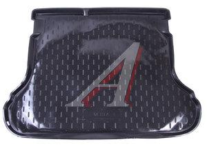 Коврик багажника ЛАДА Vesta (15-) пластик ТП KAZ_Vest