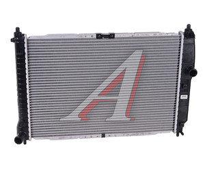 Радиатор DAEWOO Kalos CHEVROLET Aveo (1.4) МКПП (600мм) OE 96816483