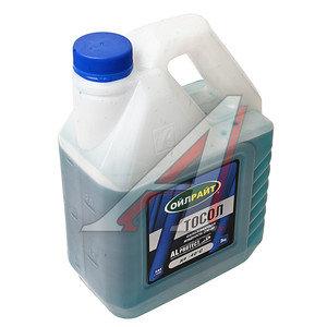 Жидкость охлаждающая ТОСОЛ ОЖ-40 3кг/2.67л OIL RIGHT ТОСОЛ ОЖ-40 OIL RIGHT, 5013