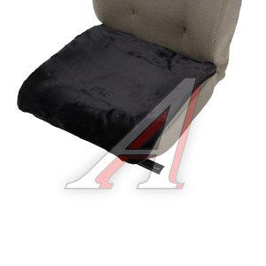 Накидка на сиденье мех искусственный черная 1шт. без спинки Mutton PSV 119038, 119038 PSV