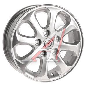 Диск колесный литой MAZDA 3 (09-) R15 MZ67 S REPLICA 5х114,3 ЕТ50 D-67,1