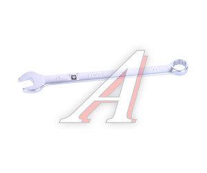 Ключ комбинированный 25мм 12-ти гранный прямой удлиненный FORCE F-75525L