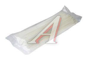 Хомут-стяжка 300х5.0 пластик белый (100шт.) CT-300х5.0
