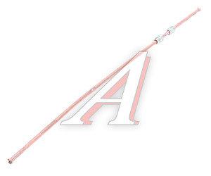 Трубка тормозная УРАЛ переднего ГТЦ в сборе L=490мм/d=6мм медь (ОАО АЗ УРАЛ) 375-3506014