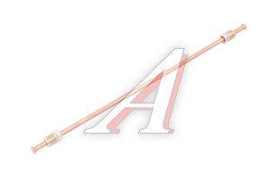 Трубка тормозная УАЗ-452 от сигнального устройства к разделителю L=305 (медь) ИЖАВТОТОРМ 3741-3506400, 3741-3506400-10М