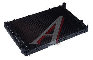 Радиатор ГАЗ-2217,33021 медный 2-х рядный Н/О (пластиковый бачок) ЛРЗ 330242-1301010, 115.1301010
