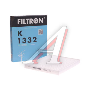Фильтр воздушный салона HYUNDAI Tucson (06-) KIA Sportage (07-10) FILTRON K1332, LA464, 97133-0Z000/97133-2E260