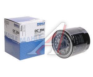 Фильтр масляный TOYOTA Avensis (97-03-),Rav 4 (01-),Corolla (97-02) (D) MAHLE OC294, 90915-30003