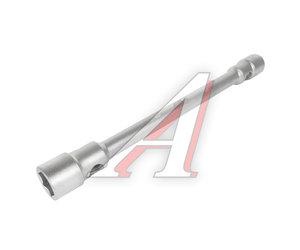 Ключ баллонный прямой 24х27 L=400мм хром JTC JTC-5122