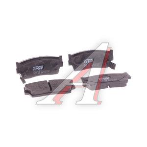 Колодки тормозные SUZUKI Samurai передние (4шт.) TRW GDB885, 55200-60A41
