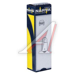 Лампа T2W 2W BA9s 12V NARVA 17053, N-17053