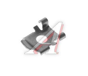 Пластина ВАЗ-2106 поручня ДААЗ 2103-8202018, 21030820201800