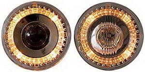 Фара ВАЗ-2106 ближний свет,линза (1шт.) PRO SPORT RS-04947,