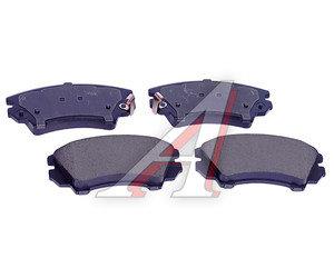 Колодки тормозные OPEL Astra J GTC,Insignia,Zafira C передние (R17) (4шт.) SANGSIN SP2175, GDB1783, 1605434