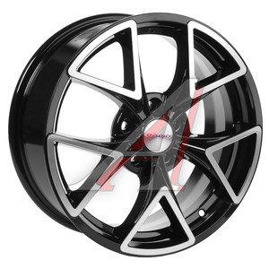 Диск колесный литой CHEVROLET Cruze OPEL Astra (10-) R16 Сочи АЧ K&K 5х105 ЕТ39 D-56,6