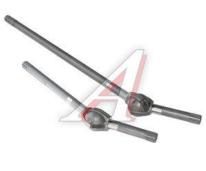 Шарнир кулака поворотного УАЗ-3151,3741 комплект L=1040/660мм (гибридный мост,вилка) Н/О 3741-2304060/61, 3741-00-2304060/61