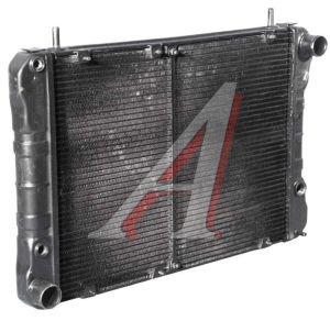 Радиатор ГАЗ-3110 медный 2-х рядный ЛРЗ 3110-1301010, 114.1301010-01, 3110-1301010-20