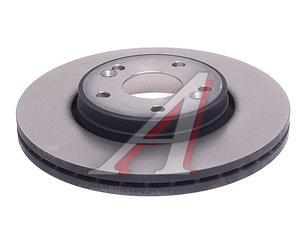 Диск тормозной MINI Cooper (04-07) передний (1шт.) TRW DF4197, 34111502891