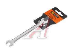 Ключ рожковый 8х9мм сатинированный ЭВРИКА ER-32089