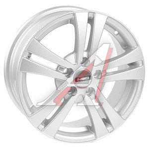Диск колесный литой VW Polo Sedan SKODA Rapid R15 S NEO 540 5x100 ЕТ40 D-57,1