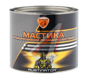 Мастика ЭЛТРАНС БАСТИОН полимерно-битум. 2,2кг ЭЛТРАНС, EL-0208.02