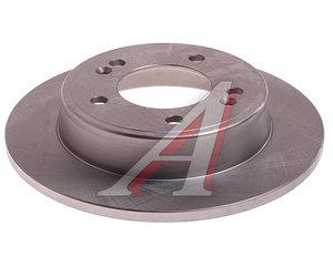 Диск тормозной HYUNDAI Elantra (11-) задний (1шт.) VALEO PHC R1095, 58411-3X300
